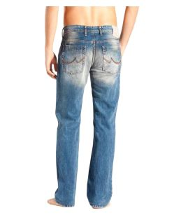 LTB Paul Jeans Powder Aged - Hinten