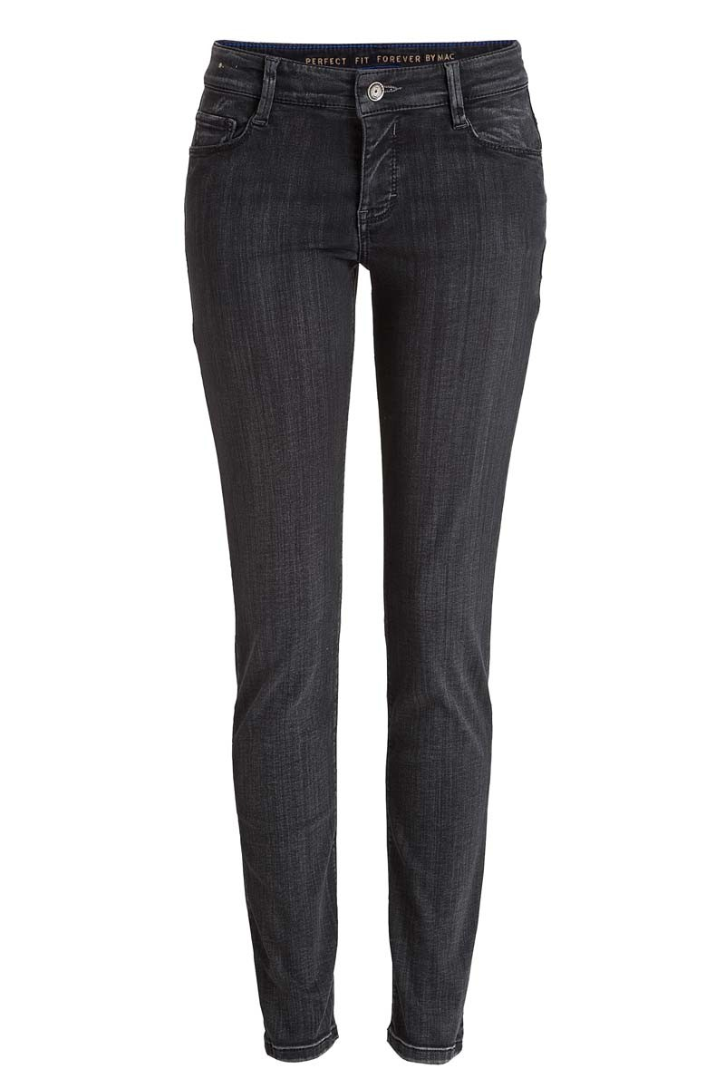 Mac Carrie Pipe Jeans Black Used