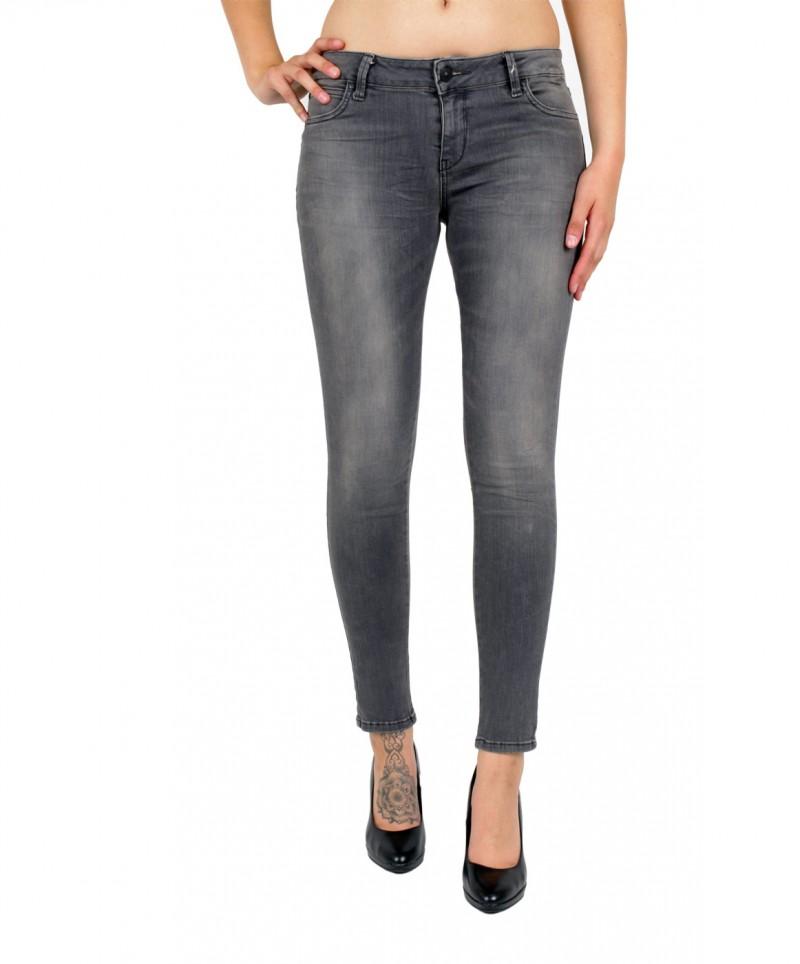 LTB DORA Jeans - Jeggings - Grey Misted