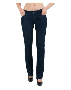 MAVI Jeans OLIVIA - Straight Leg - Rinse Sunset Stretch