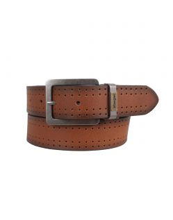 Wrangler Herrengürtel New Reversible Belt in Cognac /Wendegürtel