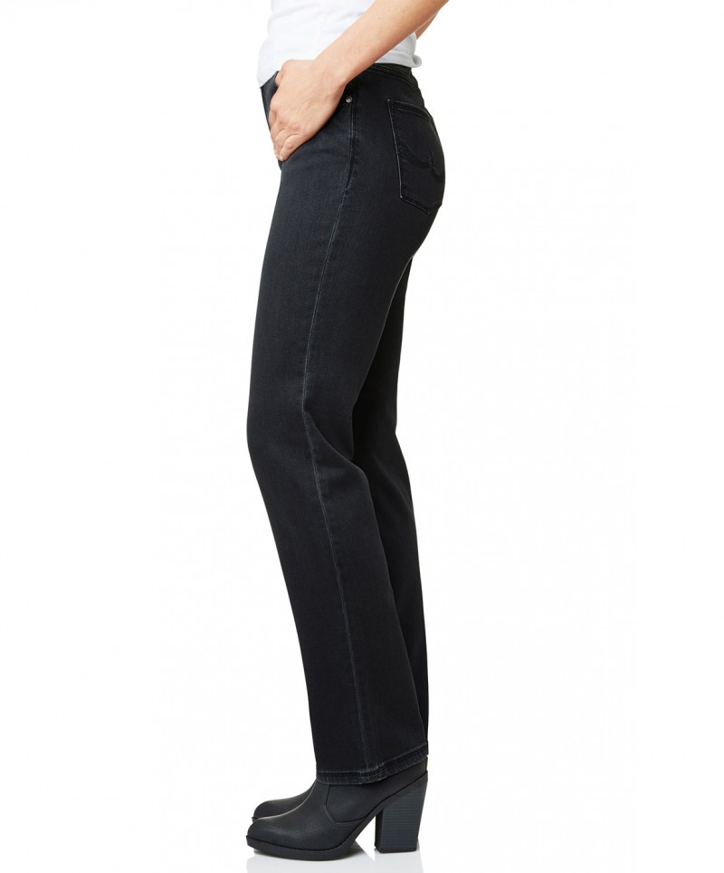 Pioneer Betty Jeans- Regular Fit - Schwarz