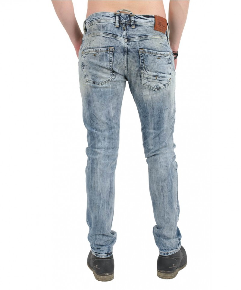 LTB FABIJAN Jeans - Slim Fit - Enco Undamaged