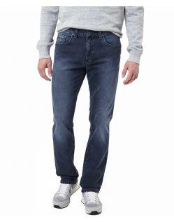 Pioneer Rando - Regular Fit Jeans in Smoke Blue Färbung