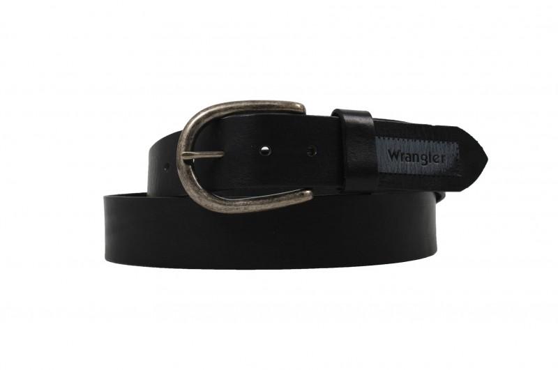 Wrangler Gürtel - Wild Vintage - Black
