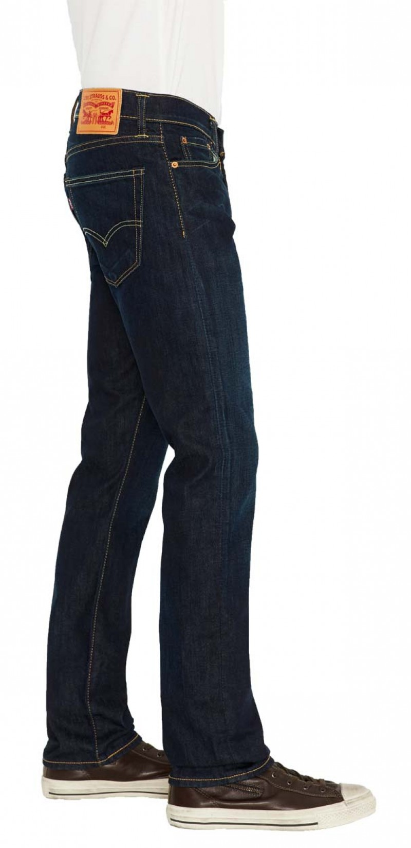 Levis 513 Jeans - Slim Straight - Biology