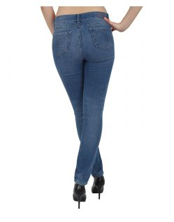 Angels Skinny Jeans - Sweat Denim - Modern Skinny - Superstone - Hinten