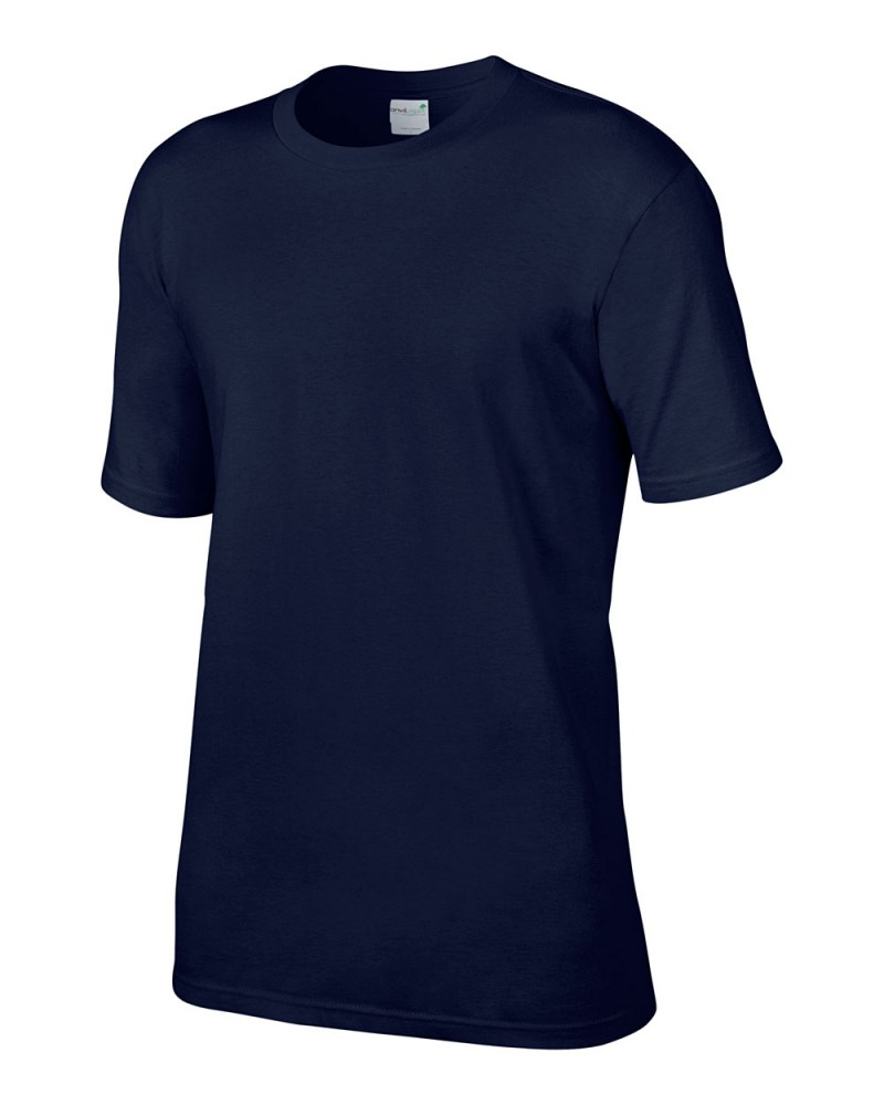 Anvil T-Shirt - AnvilOrganic™ Tee - Navy