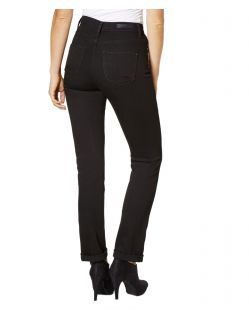 Paddocks Kate - Straight Leg Jeans in Schwarz - Hinten