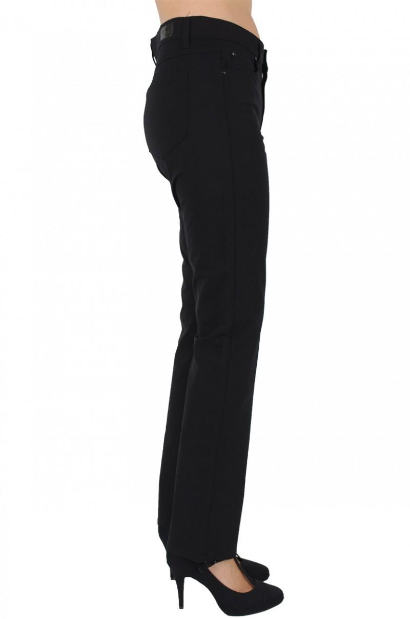 Angels Dolly Stretch Jeans - Straight Leg - Black v