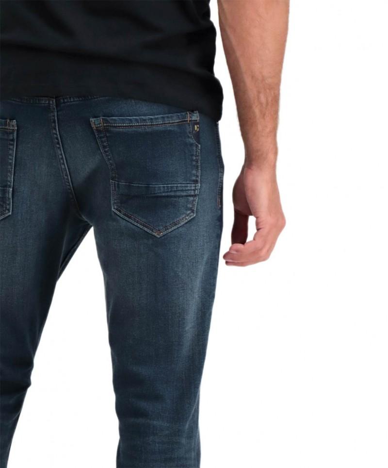 Garcia Savio - Slim-Fit Jeans in klassischem Indigoblau