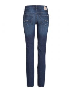 Mac Angela Jeans - Slim Fit - New Basic Denim - Hinten