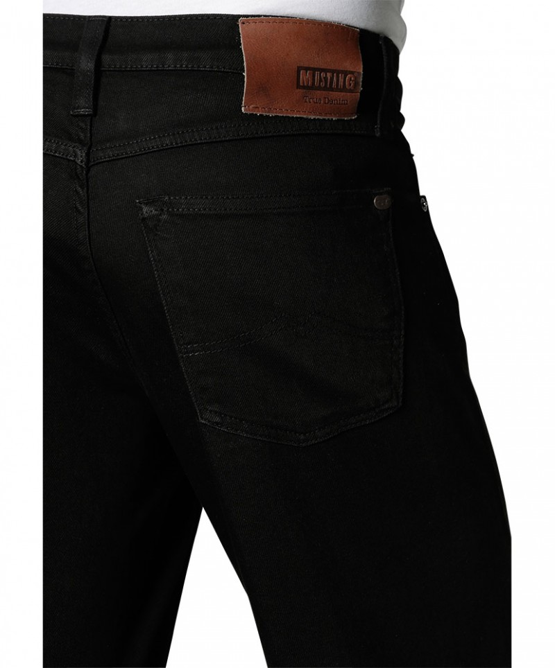 Mustang Big Sur Jeans - Midnight Black