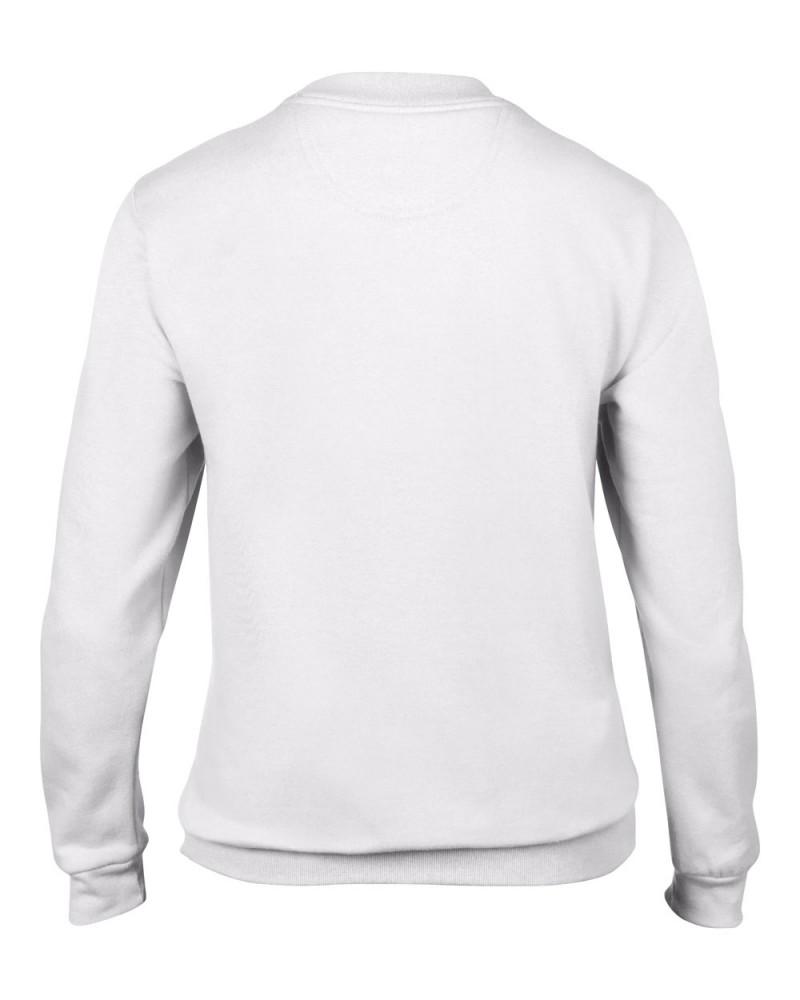 Anvil Knitwear - Sweatshirt Rundhals - Weiß