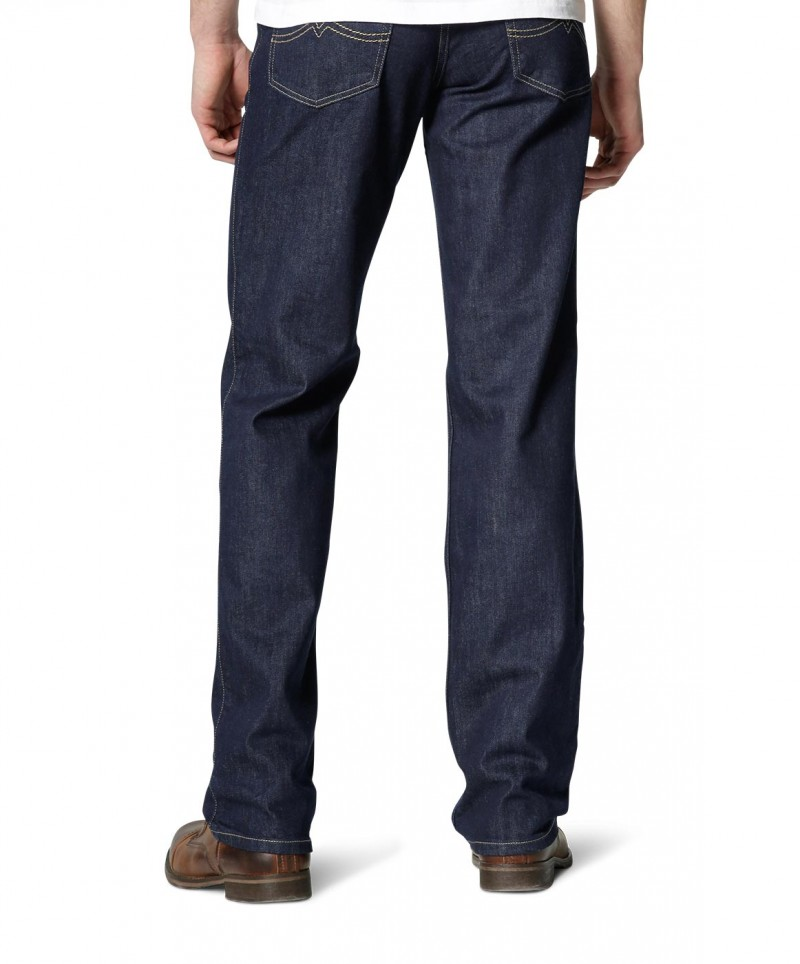 MUSTANG TRAMPER Jeans - Slim Fit - Rinse