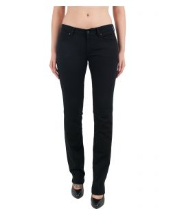 MAVI Jeans OLIVIA - Straight Leg - Double Black Stretch
