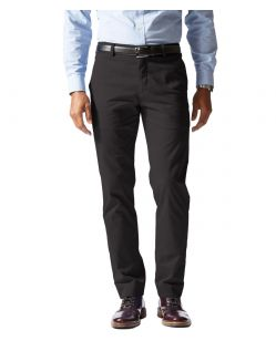 DOCKERS INSIGNIA - Stretch Sateen - Schwarz