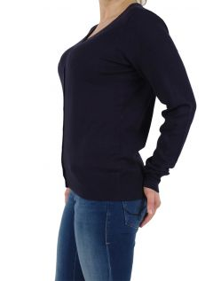 Vero Moda  - Glory Strickjacke - Dark Navy s