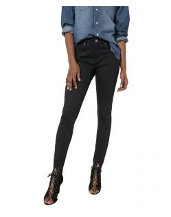 HIS LORRAINE - Super Skinny Jeans - Pure Black Wash