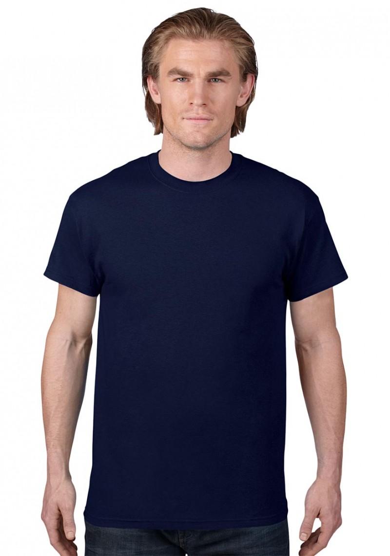 Anvil T-Shirt - Heavyweight - Navy