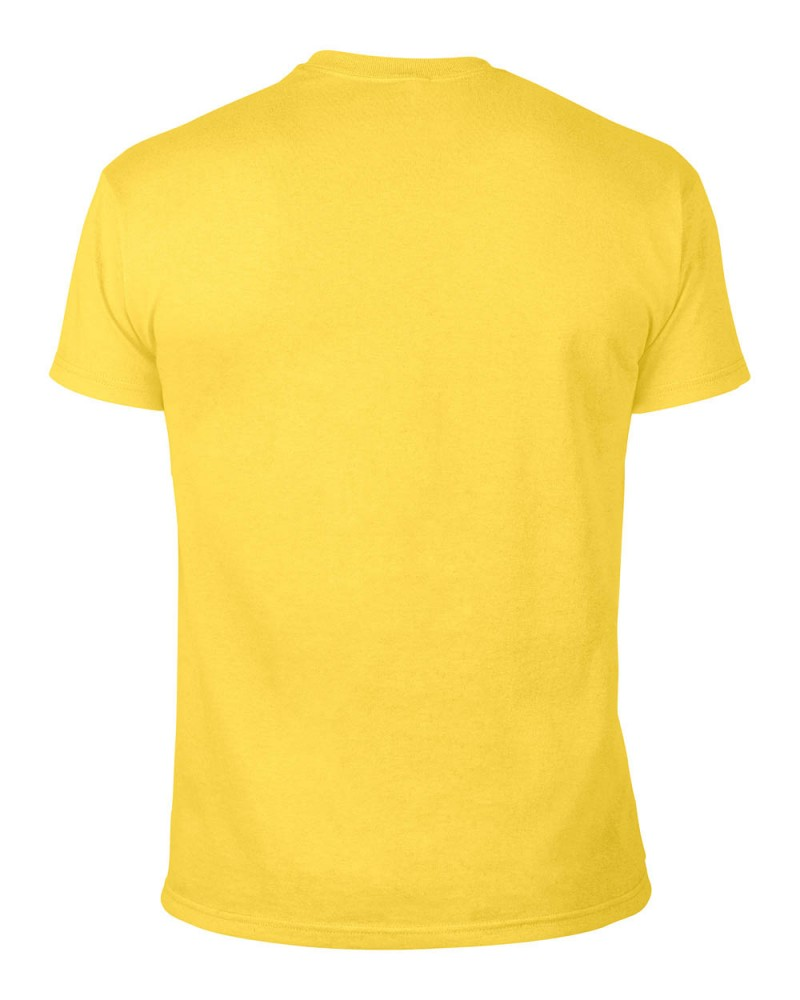 Anvil T-Shirt - Heavyweight - Lemon Zest