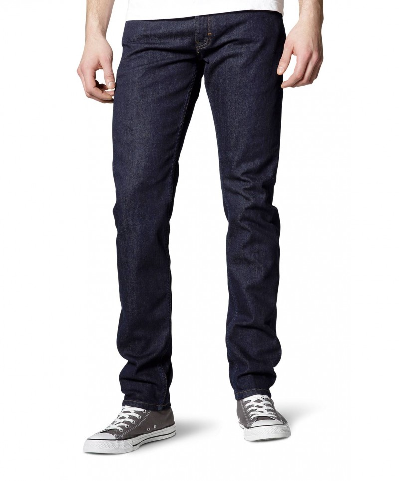 MUSTANG OREGON Taperd Jeans - Rinse Wash