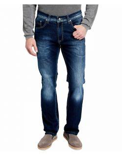 Pioneer Rando - sportive Jeans mit Bleichungen im Regular Fit