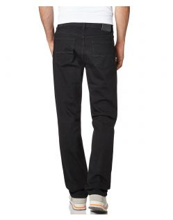 Pioneer Rando Stretch Jeans Black 1680 9403 05 - Hinten