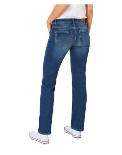 Paddocks Tracy Jeans - Medium Blue Moustache - Hinten