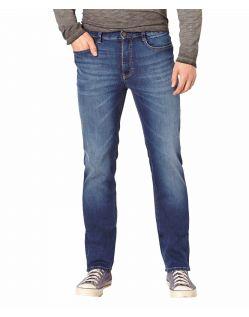 Paddocks Ranger Jeans Slim Fit - Blue Black Moustache Used