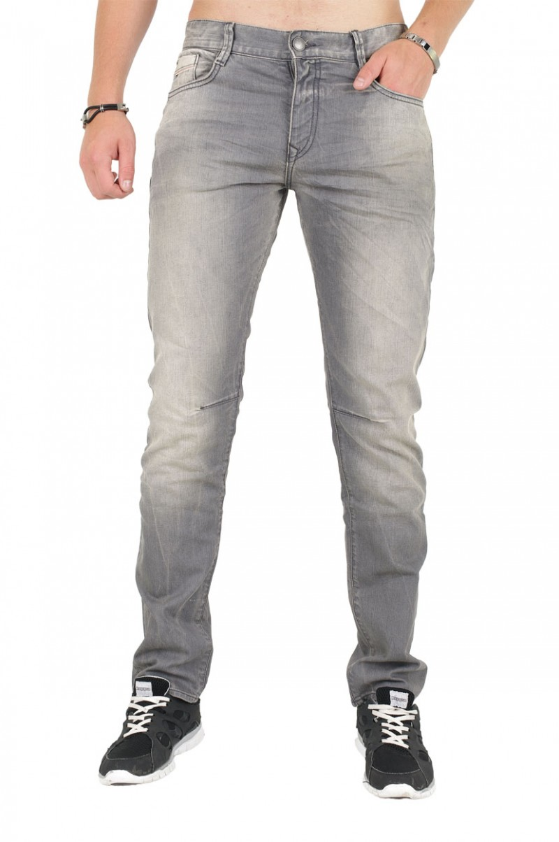 LTB JUSTIN Jeans - Slim Tapered - Grey Rock Wash v