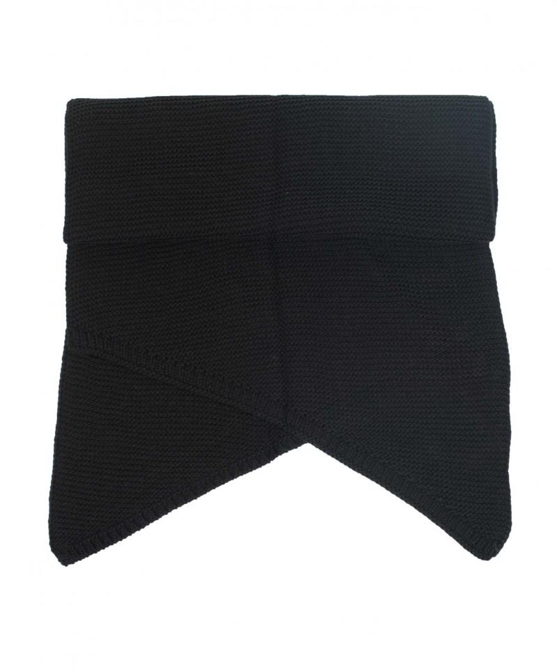 Vero Moda Misty - Gestrickter Schal - Schwarz