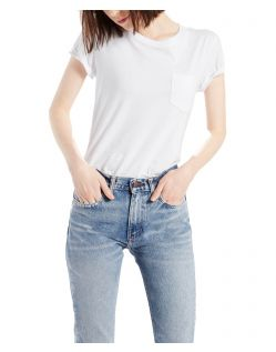 Levi's T-Shirt - Perfect Pocket Tee - White