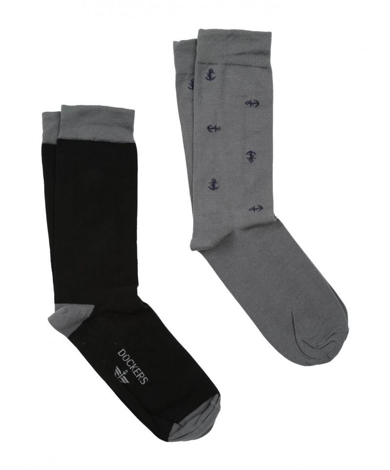 DOCKERS Socken - 100% Baumwolle - Steelhead