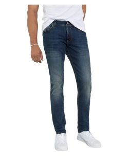 HIS CLIFF - Slim Fit Jeans - Pure Dark Blue