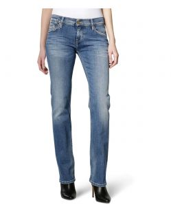 28328Mustang Girls Oregon Jeans - Brushed Bleached