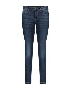 MAC Skinny Jeans - Straight Fit - New Basic Wash