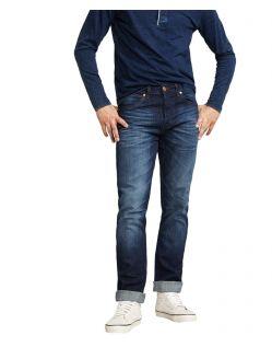 WRANGLER SPENCER Jeans - Slim Straight - Blue Route