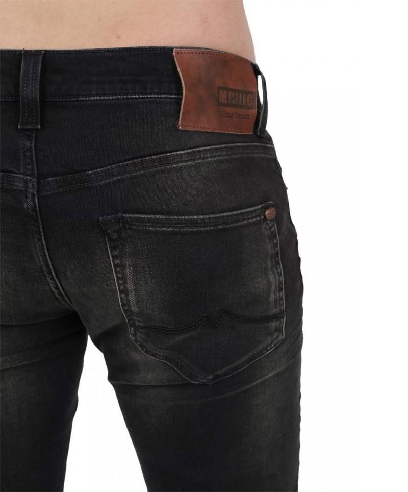 MUSTANG OREGON Taperd Jeans - Slim Fit -  Old Rinse Wash