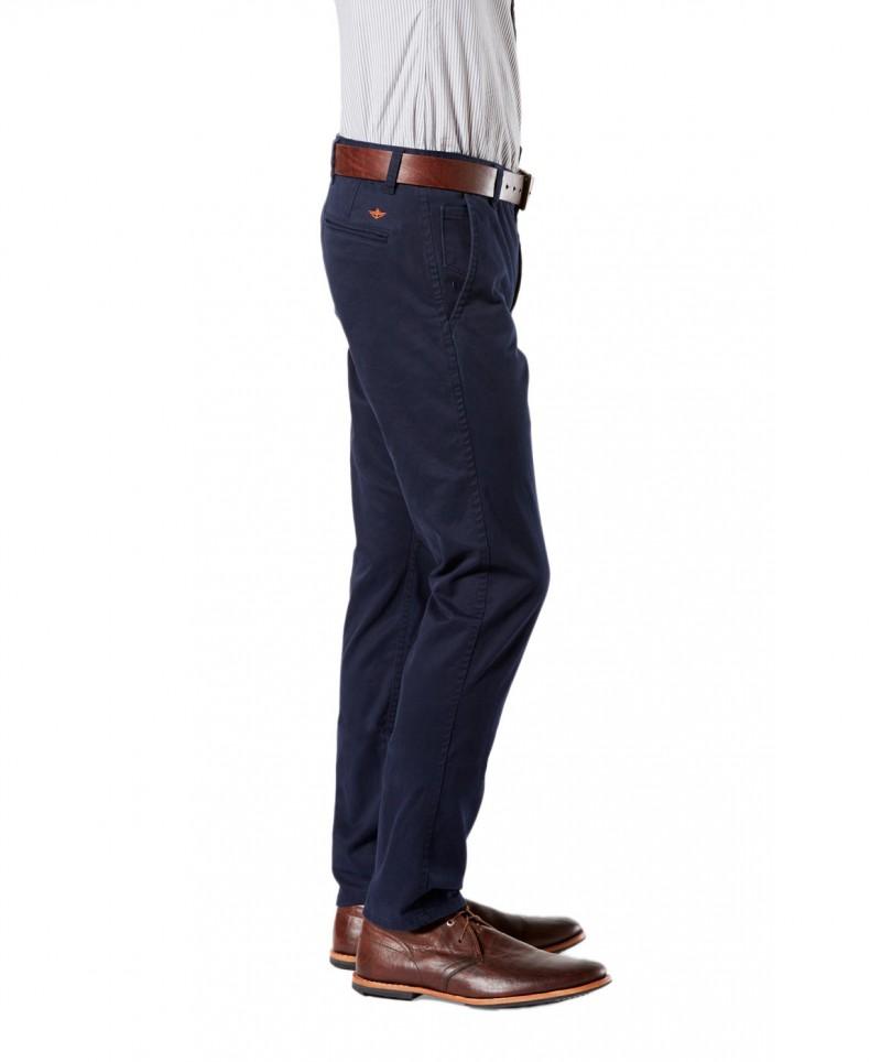 DOCKERS ALPHA - Original Skinny - Pembroke