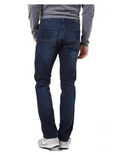 Pioneer Rando – Regular Fit Jeans in Dark Blue - Hinten