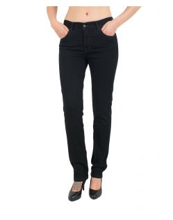 Angels Jeans Cici - Ultra Power Stretch - JetBlack
