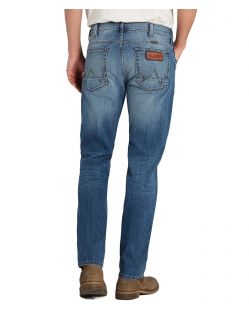 WRANGLER GREENSBORO - Rain Ready - Blue What Blue - Hinten
