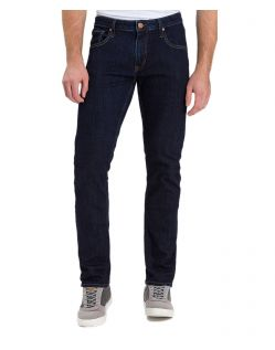 Cross Damien - enge Jeans mit Stretchanteil in Rinse Wash