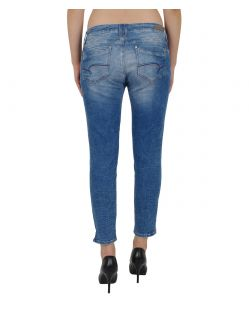 MAVI ADRIANA ANKLE - Super Skinny - True Blue Barcelona - Hinten