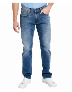 Pioneer Jeans River - Stretch Jeans in Stone Used