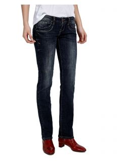 LTB Senta dunkle Ankle Jeans in schmaler Passform | Jeans