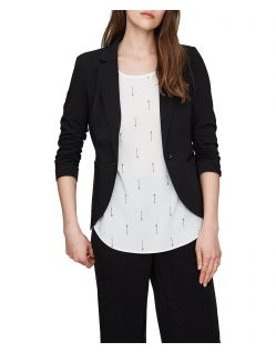 VERO MODA - Julia Blazer - Light Grey Melange