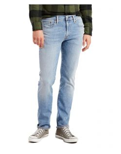 Levis 511 - Slim Fit Jeans in hellblauer Waschung