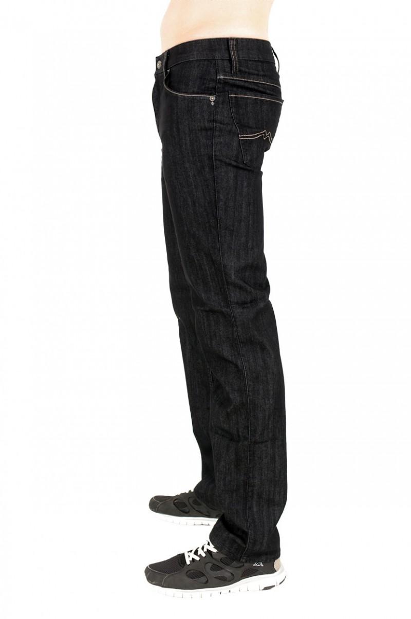Mustang Tramper Jeans - Straight Leg - MIDNIGHT BLACK